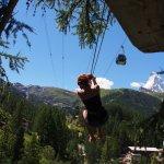 Forest Fun Park in Zermatt - © Forest Fun Park