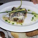 Escargots with Taleggio Cheese