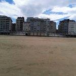 arena y valla