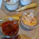 Chef's Mason Jar Dips