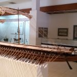 A rowboat in 3 floors