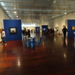 Special exhibit at the McNay Museum.