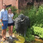 Tour stops at Buffalo Trace and Woodford Reserve - worth the time
