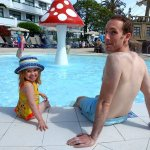 The pools were superb and my toddler loved it.