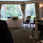 Bulstrode suite prepared for ceremony