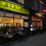 Exterior of the Byron.