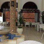 Le Cafe at Lantana Galu Beach Foto