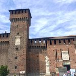 Photo de Castello Sforzesco