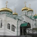 Photo of Bogoroditskiy Men's Monastery of Raifa