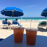 RPR - rum punch ready at the beach!