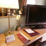 In room desk