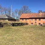 Kagleholms Slottsruin