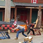 Sawing Contest