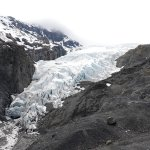 Exit Glacier is about a 20 minute ride from Seward. Worth the drive!