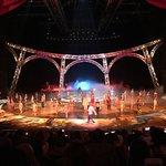 Photo de O - Cirque du Soleil