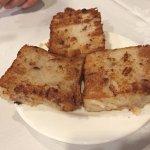 Pan Fried Turnip rice cake 羅蔔糕