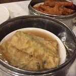 Pork with bean curd skin roll 筍絲鮮肉豆腐捲