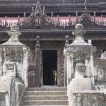 the grand marble entry