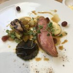 Duck main coursee