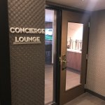 Newly Renovated Concierge Lounge