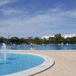 Photo de Cabanas Resort Park