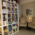 Boutique Relaxation Room and Retail store