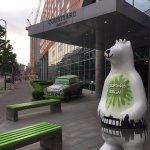 Foto de Courtyard Berlin City Center