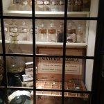 old medicine bottles & cases