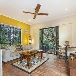 Cape Cottage Living Area
