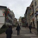 Chongqing Liangjiang International Movie City Foto