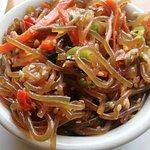 Korean noodle salad ($5) - recommended