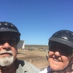A couple of old timers -- use a helmet.