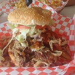Foto de Lovey's BBQ & Smokehouse