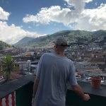 View from the rooftop, at Downtown Guayunga