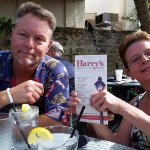 Me & My Bride At Harry's