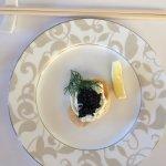 Caviar at St. Regis Brunch