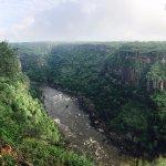 Zambezi River View, photo doesn't do it justice!
