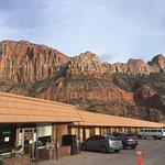 Zion Park Motel Foto