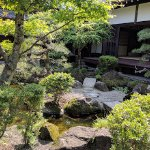 Daimyo house reconstruction