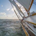 Sailing on the Adirondack III