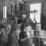 The Mill (building) is open between April - November, with a Miller demonstrating, between 9:00-