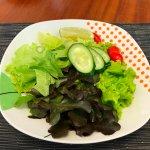 Salada Verde do Teishoku