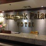 Bangkok Palace Hotel Foto