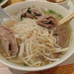 good pho soup noodle