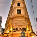 The Old Bank Building is one of Wellington's most famous landmarks. 2001 marks the hundred-year