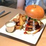 7 Wonders Burger