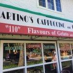 ภาพถ่ายของ Martino's Cappuccino And Coffee Bar