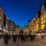 Shopping in der Innenstadt