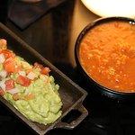salsa, Guacamole,