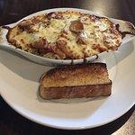 "Lasagna ""Classico"" (with spicy Italian sausage)"